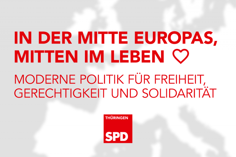 SPD beschließt politische Leitlinien zur Bundestagswahl