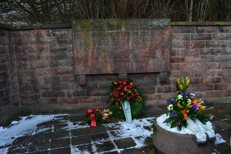 Gedenken an Märzgefallene